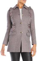 Sonia Rykiel Longline Tweed Jacket