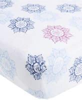 Aden By Aden + Anais aden by aden + anais Cotton Pretty Printed Crib Sheet, Baby Girls