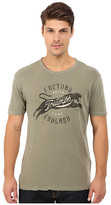 Lucky Brand Triumph Factory Graphic Tee