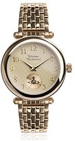Vivienne Westwood Women's VV051CPGD Primrose Gold-Tone Stainless Steel Watch
