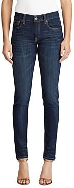 Ralph Lauren Polo Tompkins Skinny Jeans in Indigo Blue