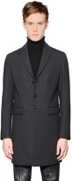 DSQUARED2 Tokyo Bonded Wool Coat