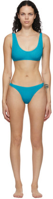 BOUND by Bond-Eye Blue The Scout Bikini