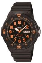 Casio Men's Dive Style Watch - Black (MRW200H-4BV)