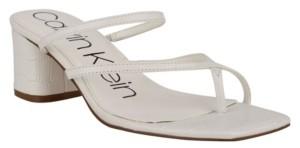 Calvin Klein Women's Becca Dress Sandals Women's Shoes