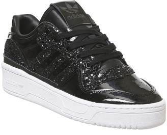 adidas Rivalry Low Trainers Sparkle Core Black