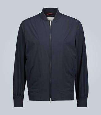 Brunello Cucinelli Exclusive to Mytheresa technical zip-up jacket