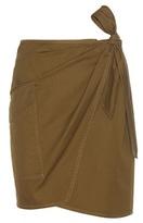 Etoile Isabel Marant Isabel Marant, Étoile Olga Wrap Miniskirt