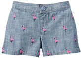 Gymboree Chambray Shorts