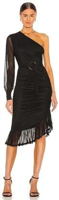 525 One Sleeve Dress