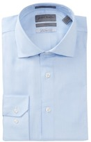 John W. Nordstrom Oxford Trim Fit Dress Shirt