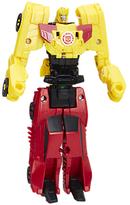 Transformers Robots In Disguise Crash Combiner Bumblebee & Sideswipe Action Figures
