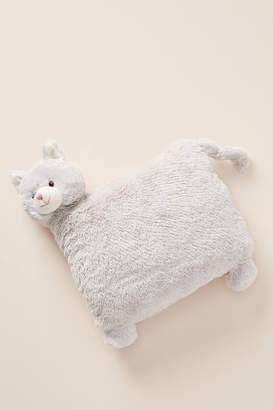 Anthropologie Cynthia the Cat Pillow