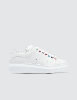Alexander McQueen Rainbow Lace Oversized Sneaker