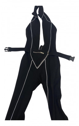 I.AM.GIA Black Synthetic Jumpsuits