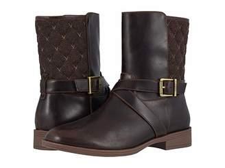 Vionic Thea (Chocolate) Women's Boots