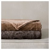 Marselle Oversized Faux Fur Throw