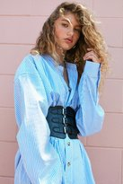 Urban Outfitters Triple Buckle Corset Belt
