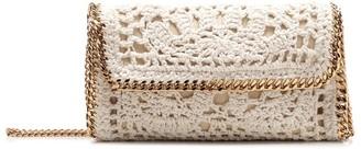 Stella McCartney Crochet Shoulder Bag