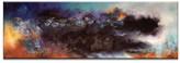 John Louis Lloyd The Glow Beyond Stretched Canvas