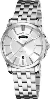 Maurice Lacroix Men's PT6158-SS00213E Pontos Silver Automatic Dial Watch