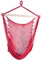 Tropicana Hammocks Hanging Chairs Mexican Style Hammock Chair, Red