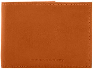 Dooney & Bourke Florentine Billfold with Train Pass
