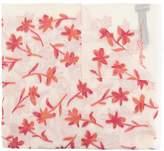Giorgio Armani floral scarf