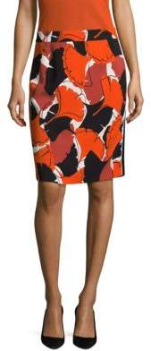 BOSS Vakuja Pencil Skirt