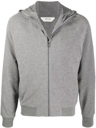 Ermenegildo Zegna Long Sleeve Zipped Sweater