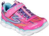Skechers S Lights Lumos Girls Light-Up Sneakers - Little Kids