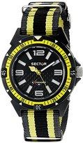 Sector Men's R3251197027 EXPANDER Analog Display Quartz Multi-Color Watch