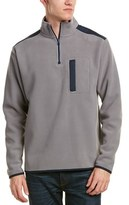 Brooks Brothers Polar Fleece Half-zip Pullover.