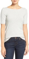Madewell Women's Chorus Scoop Back Tee