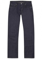 Citizens Of Humanity Ultimate Sid Indigo Straight-leg Jeans