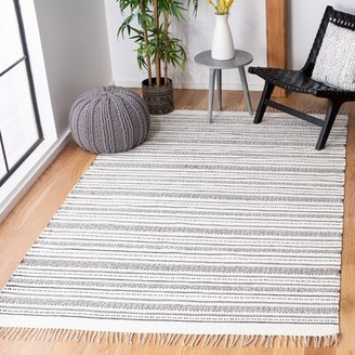Striped Indoor Cotton Rug Shop The World S Largest Collection Of Fashion Shopstyle