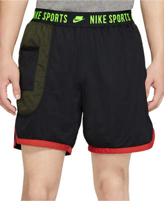 Nike Men Sport Clash Flex Dri-fit Training Shorts