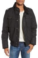 Schott NYC Men's Waxed Security Jacket