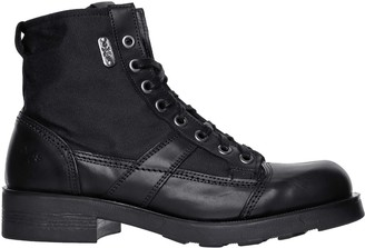 O.x.s. Frank 1901 Biker Leather