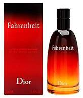 Christian Dior Fahrenheit by 100ml After Shave Lotion no Cellophine on the box
