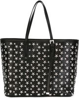Jimmy Choo medium 'Sasha' tote - women - Calf Leather/Metal (Other) - One Size