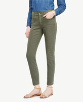 Ann Taylor Petite Modern Skinny Ankle Jeans