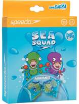 Speedo Sea Squad Armbands Blue/Green