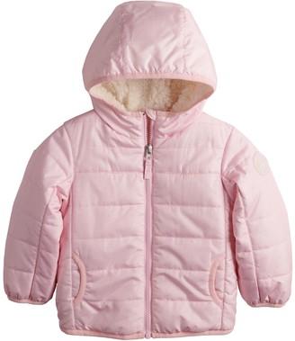 ZeroXposur Toddler Girl Midweight Puffer Jacket