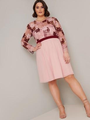 Chi Chi London Curve Sutton Dress