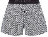 BOSS Geo Graphic Boxer Shorts (Pack Of 2)
