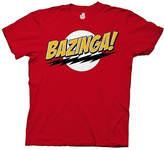 Ripple Junction The Big Bang Theory 'Bazinga!' Tee - Adult