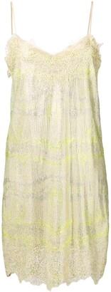 Ermanno Scervino Sequinned Shift Dress