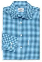 Façonnable Plaid Cotton Dress Shirt