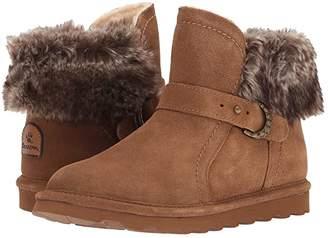 BearPaw Koko (Black/Black) Women's Shoes